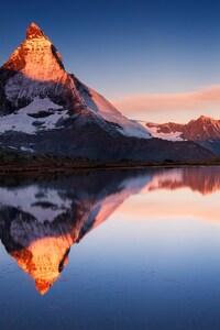 1080x2160 Apple Mountains