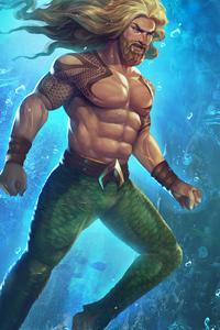 800x1280 Aqua Man 4k