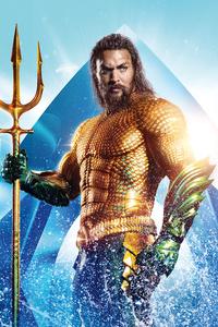 1440x2560 Aquaman 12k