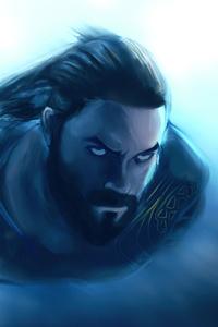 1125x2436 Aquaman 2020 Artwork