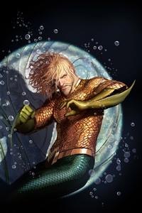 Aquaman 4k Artwork