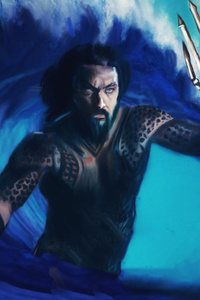Aquaman 4k Artworks