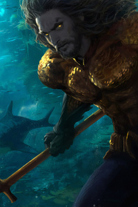 Aquaman 4k Newart