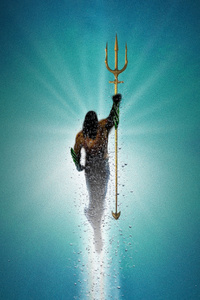 1080x2280 Aquaman 4k2019