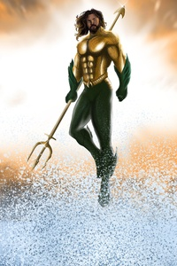 Aquaman 8k