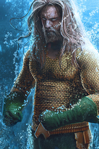 Aquaman Arts 2018