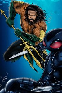Aquaman Artworks