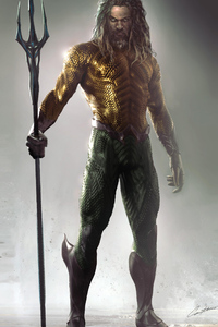 Aquaman Concept Arts