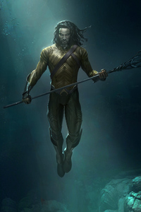 Aquaman Concept Artwork