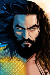 Aquaman Half Atlantean