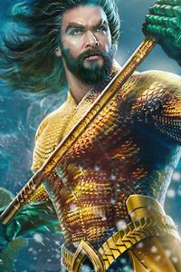 1125x2436 Aquaman Injustice 2 Mobile