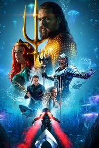 540x960 Aquaman International Poster