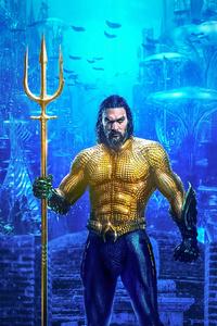Aquaman Jason Momoa 4k New