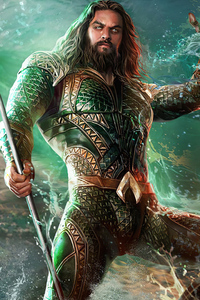 540x960 Aquaman King