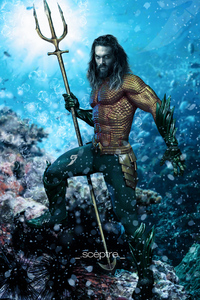Aquaman King Of The Seven Seas