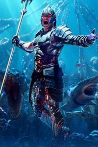 Aquaman King Orm