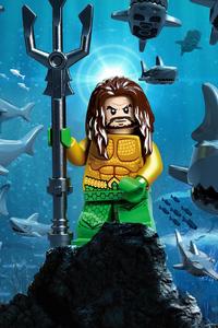 Aquaman Movie Lego