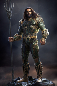 Aquaman New Art 4k