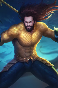 Aquaman Ready For War