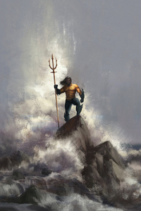 Aquaman Seven Seas King