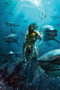 Aquaman The King