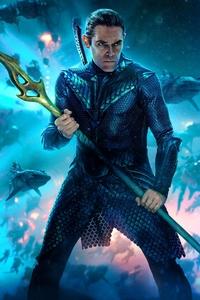 Aquaman Vulco