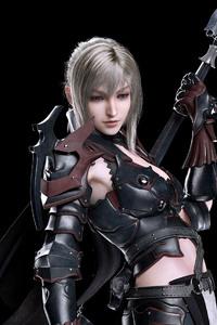 Aranea Highwind Final Fantasy Xv