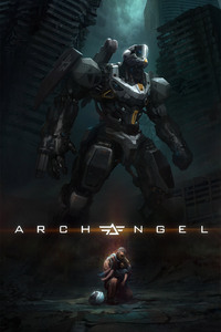 1125x2436 Archangel For PlayStation VR 4k 8k