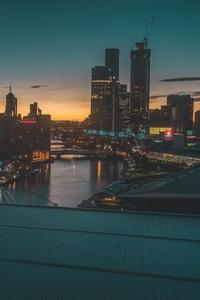 Architecture Buildings City Lights 5k
