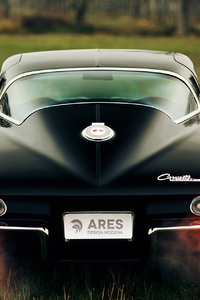 Ares Design Chevrolet Corvette Sting Ray Rear