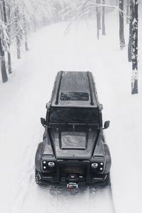 Ares Design Land Rover Defender 2018