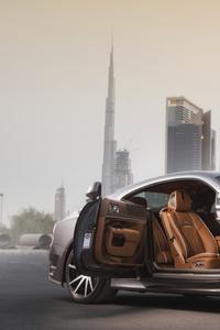 Ares Design Rolls Royce Wraith