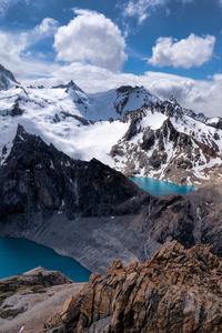 2160x3840 Argentina Mountains 5k