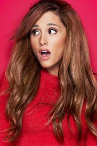 1125x2436 Ariana Grande 4k