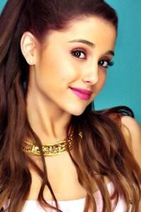 1242x2688 Ariana Grande Cute