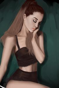 Ariana Grande Fanart