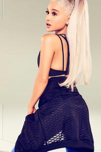 Ariana Grande Reebok Photoshoot 2018 4k