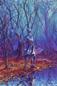 720x1280 Armor Knight Fantasy 5k