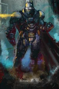 Armored Batman 2020