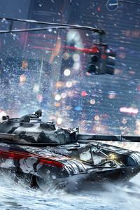 Armored Warfare Game