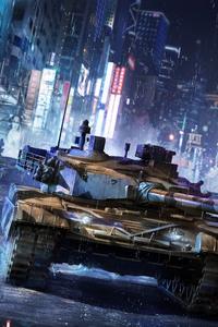 Armored Warfare Game Tanks 4k