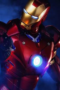 320x568 Armour Iron Man