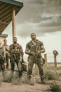 1080x2160 Army Of The Dead Netflix Movie
