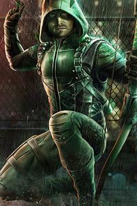 Arrow Injustice Mobile