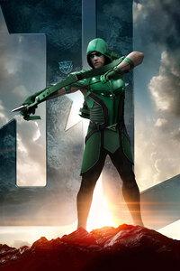 Arrow Justice League Fan Art