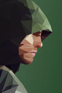 Arrow Low Poly