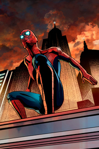 Art Amazing Spiderman