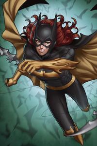 Art Batgirl