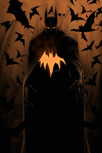 Art Batman Bats