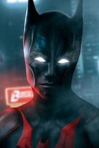 Art Batman Beyond New